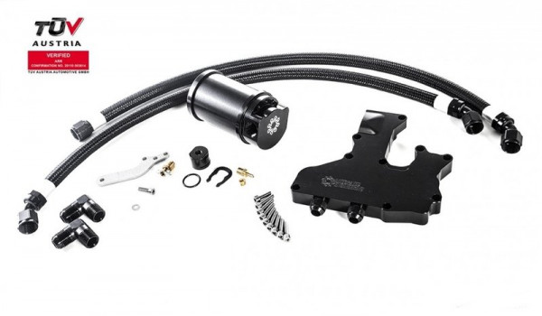 2.0T TSI EA888 Öl Catchtank Kit Integrated